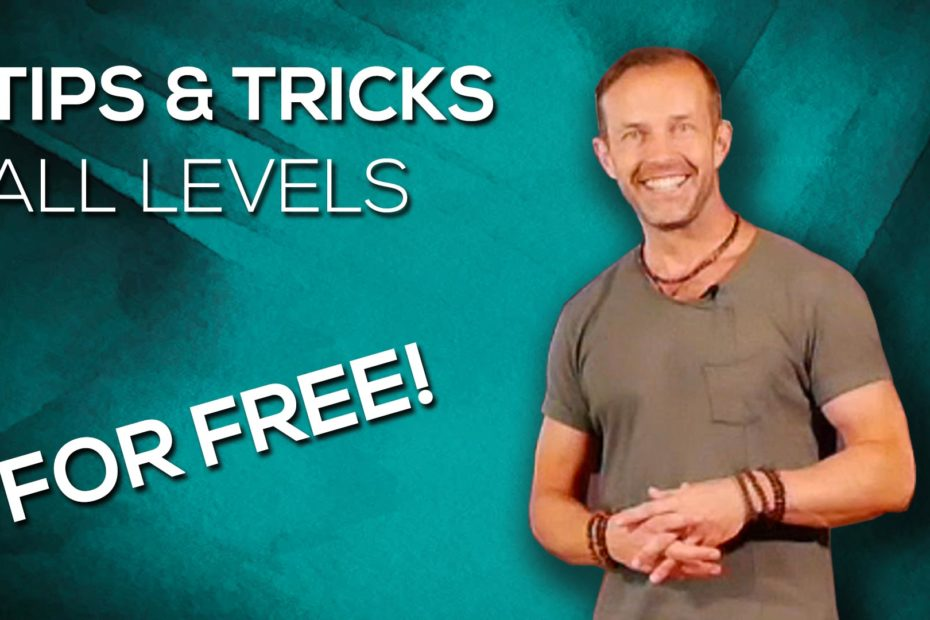 Tips & Tricks for FREE - Kizomba Classes and Courses Online