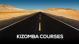Image of road for the kizomba courses online